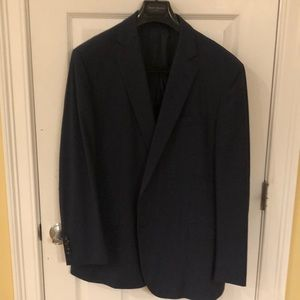 Brooks Brothers Fitzgerald Cut Navy Blazer
